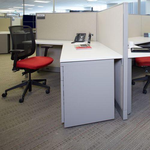 poltrona da ufficio moderna / a rete / con rotelle / con base a stella