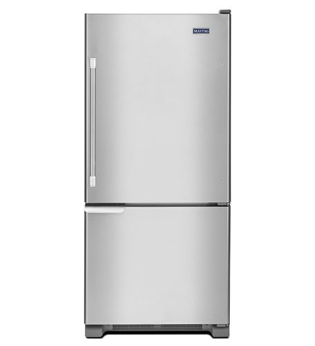 frigorifero combinato a 2 porte / in acciaio inox / ecologico / Energy Star