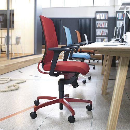 poltrona da ufficio moderna - Wilkhahn
