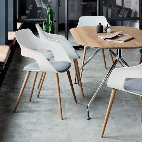 sedia visitatore moderna - Wilkhahn
