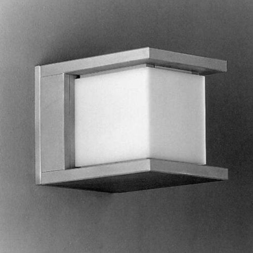 applique moderna / da esterno / in vetro / in PMMA