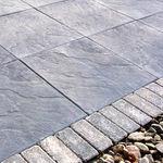 pavimentazione in calcestruzzo / antiscivolo / testurizzata / da esterno
