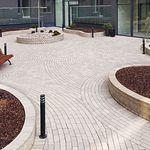 pavimentazione in clinker / per pedoni / per spazio pubblico / da esterno