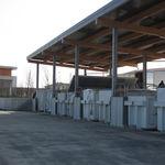serbatoio flessibile / interrato / di recupero di oli usati / in cemento armato