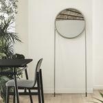specchio a muro / da terra / per camera da letto / moderno