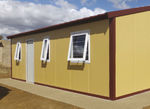 Casa modulare / moderna / in metallo / su ossatura metallica PROTEA KIT ArcelorMittal Construction