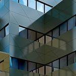 rivestimento di facciata in HPL / liscio / testurizzato / opaco