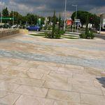 pavimentazione in pietra naturale / per spazio pubblico
