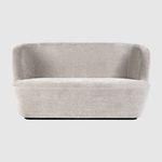 divano moderno / in tessuto