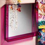 Specchio murale / moderno / quadrato / in PMMA ONLY ME Kartell