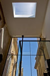 lucernario per tetti piani