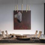 Lampada a sospensione / moderna / indoor / in alluminio VERTICO RIBAG Licht