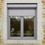 persiana avvolgibile / in alluminio / in PVC / per finestra