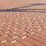 pavimentazione in clinker / in ceramica / per pedoni / per spazio pubblico