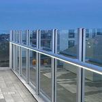 Corrimano in alluminio / con illuminazioni LED integrate 10032 FAGERHULT
