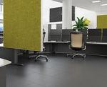 pannello acustico per arredamento di interni / per soffitto / per muro interno / in legno