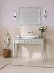Specchio a muro / in stile / rettangolare / in legno LEVANTO Victoria + Albert