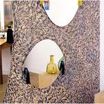 specchio a muro / moderno / di Constance Guisset