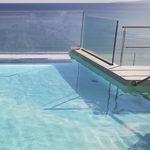 piscina interrata / in calcestruzzo / in polistirene espanso PSE / per centri benessere