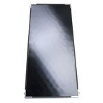 collettore solare termico piano / per riscaldamento / con telaio in alluminio