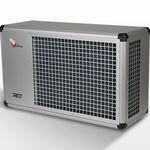 pompa di calore aria-acqua / residenziale / per piscina / da esterno