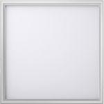 Plafoniera moderna / quadrata / in alluminio / LED MGL2001 SHARP Solar