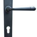 maniglia da porta / in ferro battuto - 2109