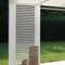 pannello da costruzione in legno / in vetro / in resina / per esterni