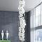 Plafoniera moderna / in vetro di Murano / in bronzo / LED NENUFAR : CT3229/53 Serip Organic Lighting