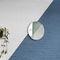 specchio a muro / moderno / tondo / contract