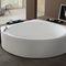 vasca da bagno da appoggio / in acrilico / idromassaggio
