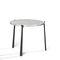 tavolino basso moderno / in granito / in teak / rettangolare