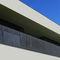 ringhiera in metallo / a pannelli / da esterno / per balcone