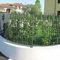 recinzione per spazio pubblico / in rete metallica / a sbarre / in acciaio galvanizzato