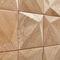 pannello decorativo in legno / da parete / satinato / opaco
