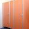 cabina WC per bagno pubblico / in laminato / in alluminio