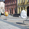 scultura in fibra di vetro / da esterno / per edifici pubblici