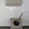 Portaspazzola per WC in acciaio inossidabile / in calcestruzzo / da parete BALNEO CO33