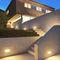luce da incasso a muro / LED / lineare / rettangolare