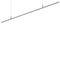 Luce a sospensione / LED / lineare / in alluminio RIGA Co.E.M. S.r.l.