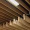controsoffitto in legno / a doghe / decorativo