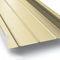 lamiera grecata / in acciaio / per facciate / per tetti