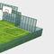 impianto sportivo polivalente per enti locali