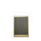Specchio a muro / moderno / rettangolare / in noce GOLD LEAF : 20668 by Dawn Sweitzer NOTRE MONDE