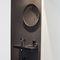 Specchio a muro / moderno / rotondo / in legno BRONZE : 20602 by Dawn Sweitzer NOTRE MONDE