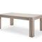 tavolo moderno / in faggio / rettangolare / per uso contract