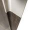 Porta interna / scorrevole / in alluminio / vetrata QUINTA ALBED