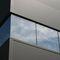 rivestimento di facciata in acciaio / liscio / in pannelli / a doghe