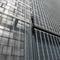 Rivestimento di facciata metallico / a motivi / in griglia DOGLA-TRIO 1032 HAVER & BOECKER OHG