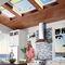 """Finestra da tetto a proiezione / in legno / in alluminio / a doppi vetri SOLAR POWERED  """"FRESH AIR""""  VELUX"""